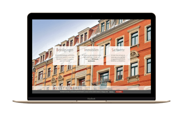 avesta-real.de - Webseite