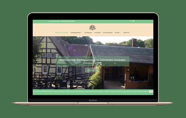 neudeckmuehle.de - Webseite