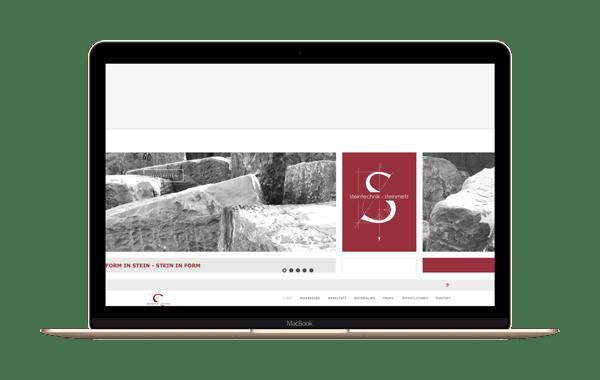 steintechnik-steinmetz.de - Webseite