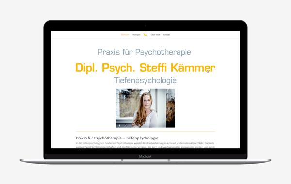 Webseite - SteffieKämmer.de